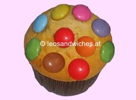 PP118s Smarty Kinder Mini Muffins P
