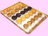 PP 115 Petits Fours- Mini Muffins P